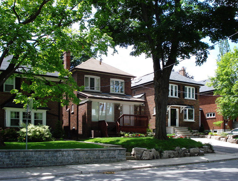 Bedford Park Toronto Houses Real Estate