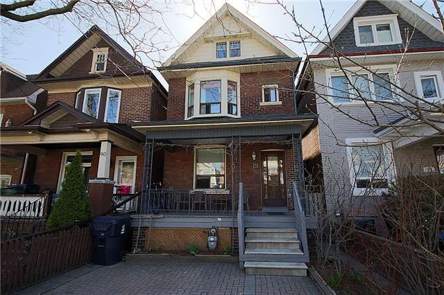 dovercourt wallace emerson the junction  west toronto houses Toronto Real Estate