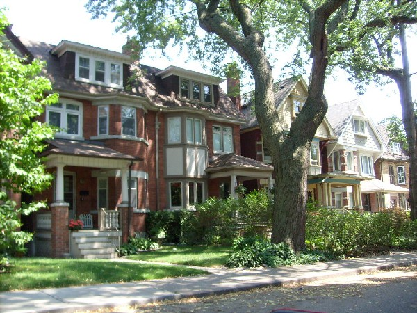 Roncesvalles Village  west toronto houses Toronto Real Estate