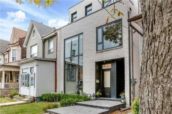 trinity bellwood  west toronto houses Toronto Real Estate