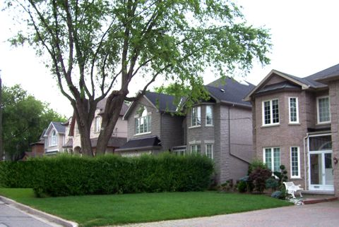 Willowdale Toronto Real Estate houses