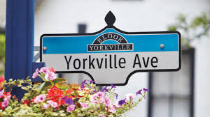 Yorkville Toronto Condo Real Estate